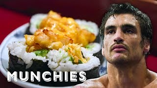 FUEL: Intense Training with the Meat-Free MMA Fighter by Munchies