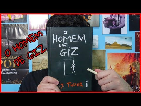 O Homem de Giz [Resenha] - C.J. Tudor