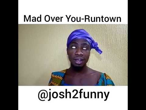 Josh2funny   Mad Over You Runtown Cover