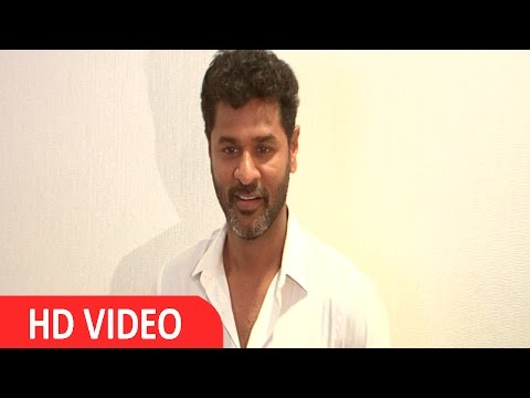 Prabhu Deva At Special Screening Of South Movie Oopiri