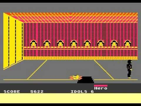 ninja atari game