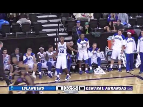 Highlights: Top 10 Plays from Islanders MBB Win Over UCA