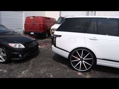 Range Rover HSE On 26