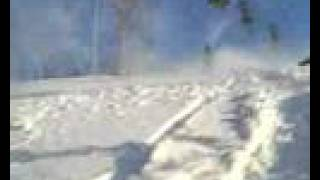 6. Polaris Rmk 800 hillclimb!