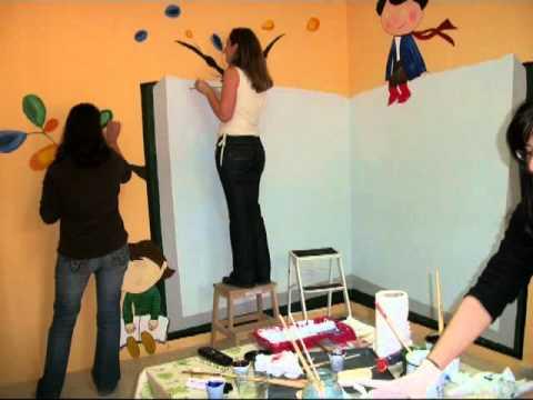 Ideas para decorar un salon preescolar imagui - Decorar un rincon del salon ...