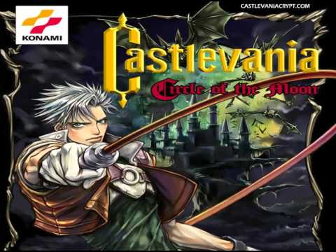 Castlevania Circle of the Moon OST FULL