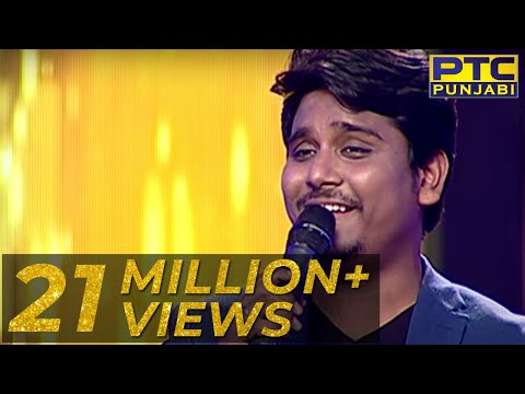 KAMAL KHAN singing 'MAA' | Live Performance in Voice of Punjab 6 | PTC Punjabi
