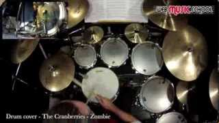 The Cranberries - Zombie - DRUM COVER