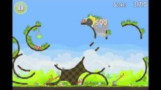 Angry Birds Seasons Golden Egg 16 Walkthrough Easter Eggs