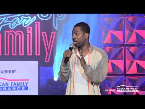 Tony Rock - Nothing More Important Than Family
