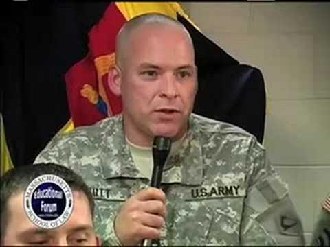 Mehrere Touren nach Irak und Afghanistan