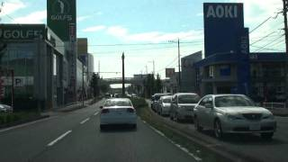 Toyohashi Japan  city photos : Car cam - Toyohashi-city, Aichi-ken, Japan - 2010-10-13