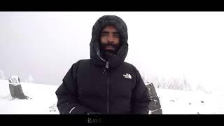 初めての雪の世界