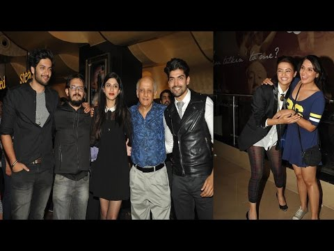 Surveen Chawla, Richa Chadda & Starcast At Screening Of Film Khamoshiyaan
