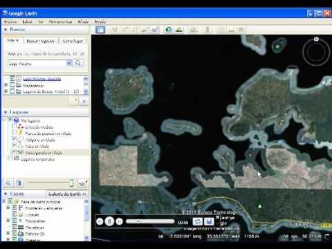 Grabar un tour – Google Earth