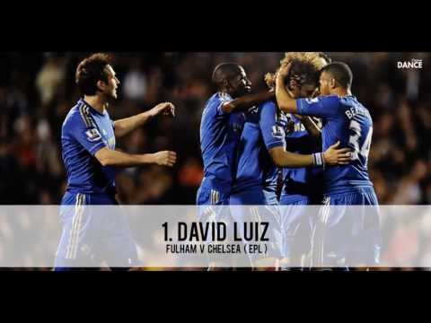 Chelsea - Chelsea top 10 Goals 2012/13 I ranked it by only some Chelsea fans' opinions. Sorry If it makes you think it's an official one. 10. Frank Lampard ( Newcastle...