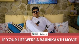 Video FilterCopy | If Your Life Were A Rajinikanth Movie | Ft. Vineeth Beep Kumar (Jordindian) and Apoorva MP3, 3GP, MP4, WEBM, AVI, FLV Agustus 2018