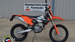 2. $10,399:  2017 KTM 350 EXC-F Overview and Review Street Legal Race Bike
