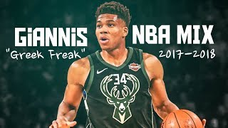 Leave Me Alone - Giannis Antetokounmpo Highlights Mix HD