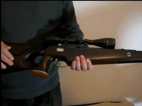 Theoben SLR 98 self loading rifle