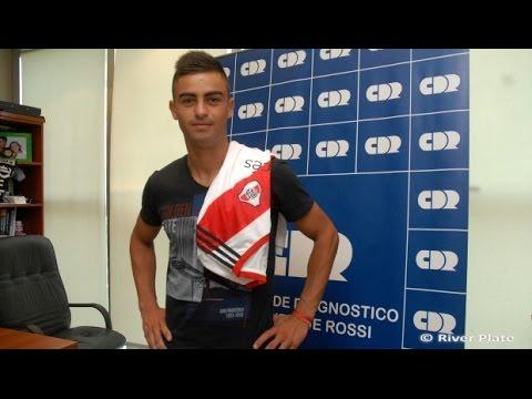 Gonzalo Martínez, nuevo jugador de River Plate