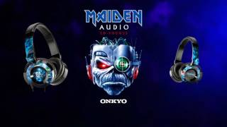 Headphones designed specifically for fans of Rock and Metal.The result of nearly 70 years of audio expertise from Onkyo, combined with Steve Harris' uncompromising sonic standards, have produced the ED-PH0N3S – on-ear headphones that deliver even-handed power and detail at all frequencies.Find information and stockists at http://www.maidenaudio.comAvailable from Amazon UK, US & DE