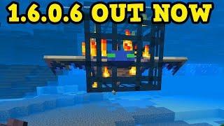 Minecraft Bedrock 1.6.0.6 BETA Out Now - Phantoms??
