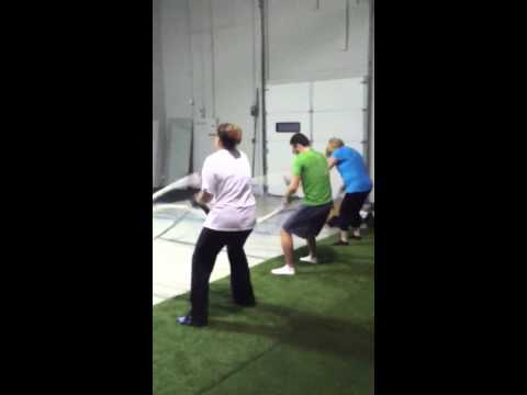 0 Battling Ropes Finisher at Durbrow Performance Training
