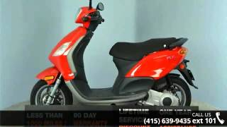 8. 2006 PIAGGIO Fly 150 Only 787 Miles! - SF Moto - San Fran...