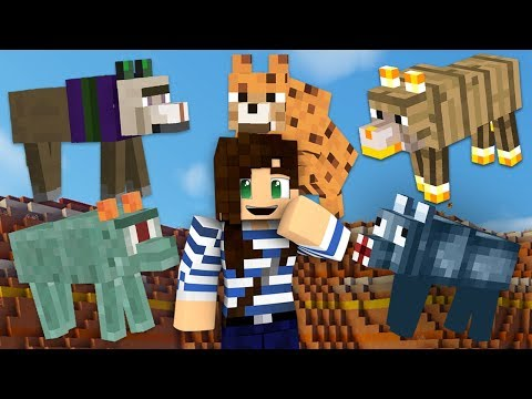 Stacy's New Wolves! (Minecraft Mod Showcase)