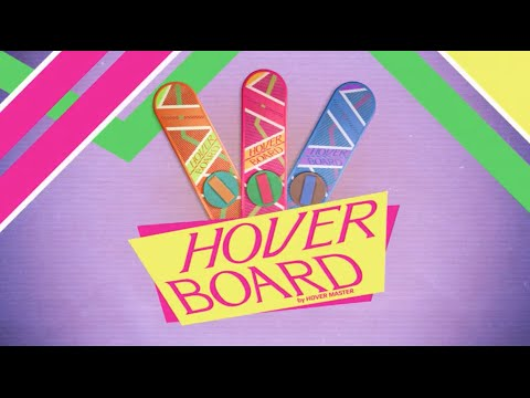 New Hoverboard Commercial Is Obviously Fake Because The Future Is Garbage