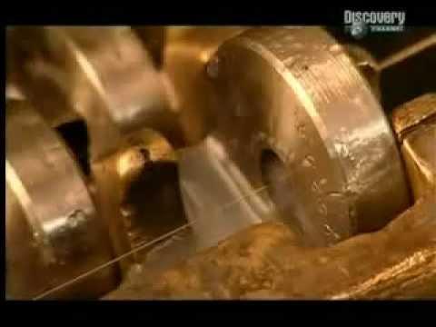 Cómo se hacen las cadenas de oro