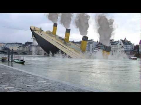 Wirrlete 2012, the Ark, copy of the Titanic