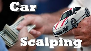 How To Fix Car Scalping by Super Speeders