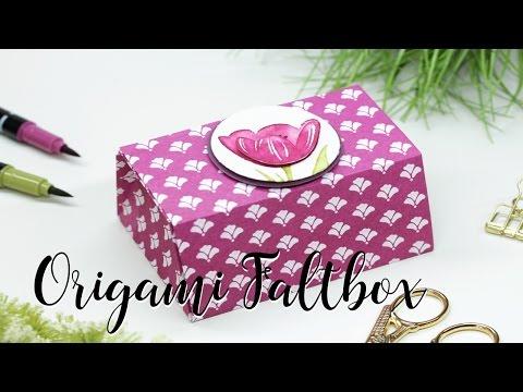 Origami Faltbox