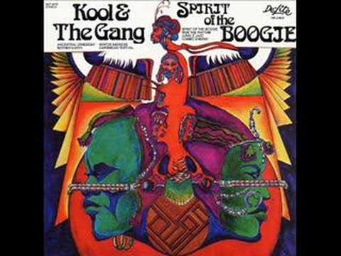 "Monday Music | Kool and the Gang ""Winter Sadness"""