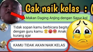 Video greget, prank text guru lagu sayur kol, emosi langsung tinggal kelas MP3, 3GP, MP4, WEBM, AVI, FLV Maret 2019