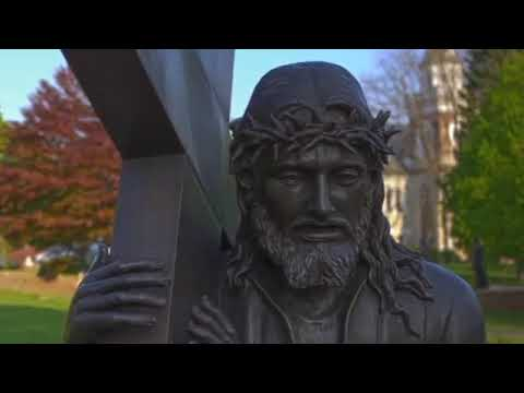 Stations of the Cross  -  Saint Faustina's Way of The Cross