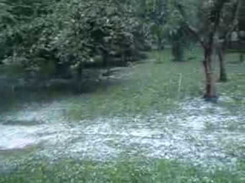 13/12/2013 Tempesta em  Parai - RS