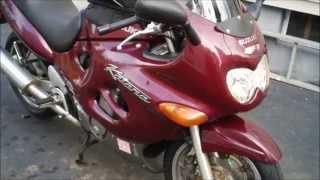 2. Suzuki Katana Review
