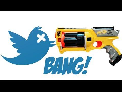 Nerf Twitter War!!!