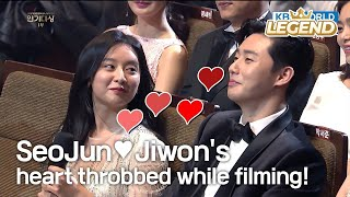 Video 'Fight For My Way' SeoJun♥Jiwon's heart throbbed while filming! [2017 KBS Drama Awards/2018.01.07] MP3, 3GP, MP4, WEBM, AVI, FLV Maret 2018