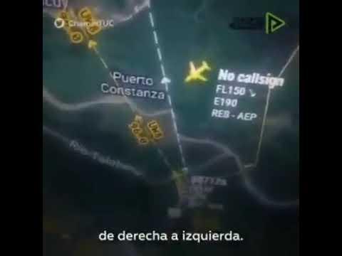 Dos aviones casi chocan sobre Buenos Aires | Hubo insultos entre los pilotos y la torre de control (VIDEO)