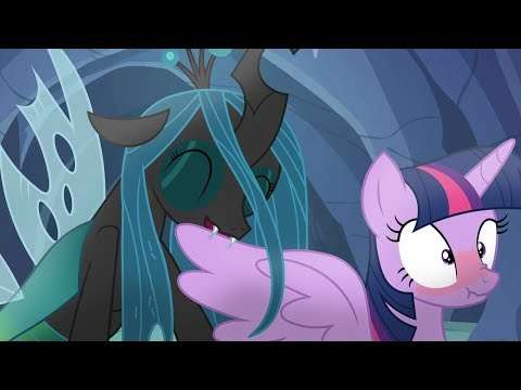[MLP] Queen Chrysalis Is One Mad Bug Mom