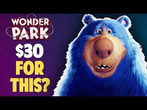 WONDER PARK MOVIE REVIEW 2019