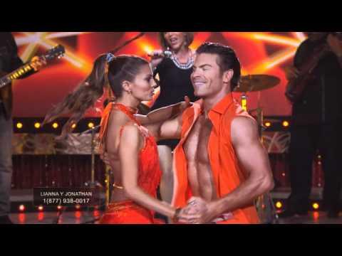 """Baile 1 de Lianna Grethel con música de Laura Flores, """"Mi Sueño es Bailar,"""" Semana 7 - Thumbnail"""