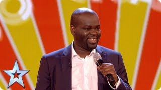 Daliso Chaponda is back with another hilarious comedy routine, with the funnyman from Malawi hoping that it's enough to see him...