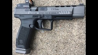 canik tp9 sfx intro and overview    century arms