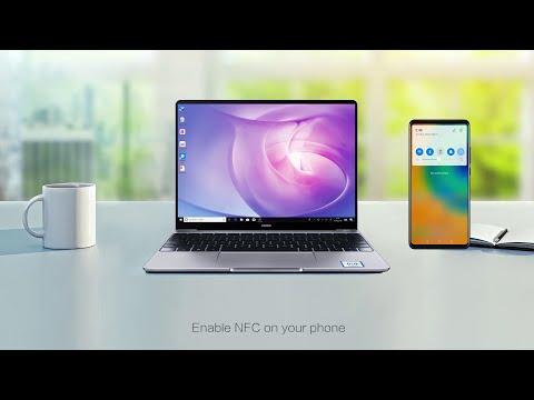 Video - Νέα εποχή για την αγορά φορητών υπολογιστών: Τα laptops της HUAWEI καταφθάνουν στην Ελλάδα
