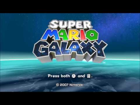 Super Mario Galaxy OST - Cave Dungeon